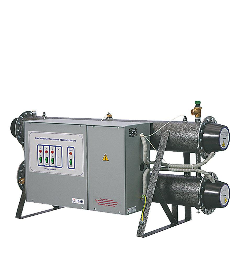 Электрический водонагреватель Эван ЭПВН 72 В