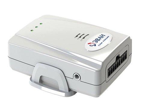 Модуль управления Эван GSM Climate Zont H-1