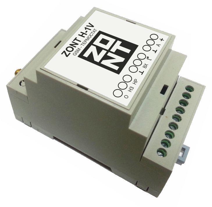 Модуль управления котлом GSM Climate  Zont H-1V
