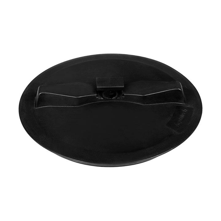 Крышка для баков Акватек D 350 (черная)