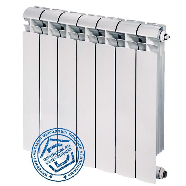 Биметаллический радиатор Global Bimetall Style Plus 350 12 секций