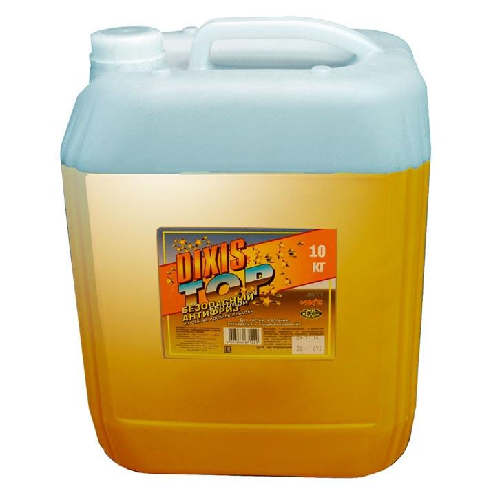 Теплоноситель Dixis Top (10 кг) для отопления