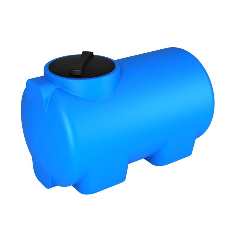 Бак для воды ЭкоПром H 300 (синий)