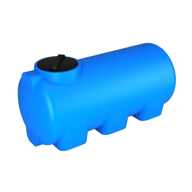 Бак для воды ЭкоПром H 500 (синий)