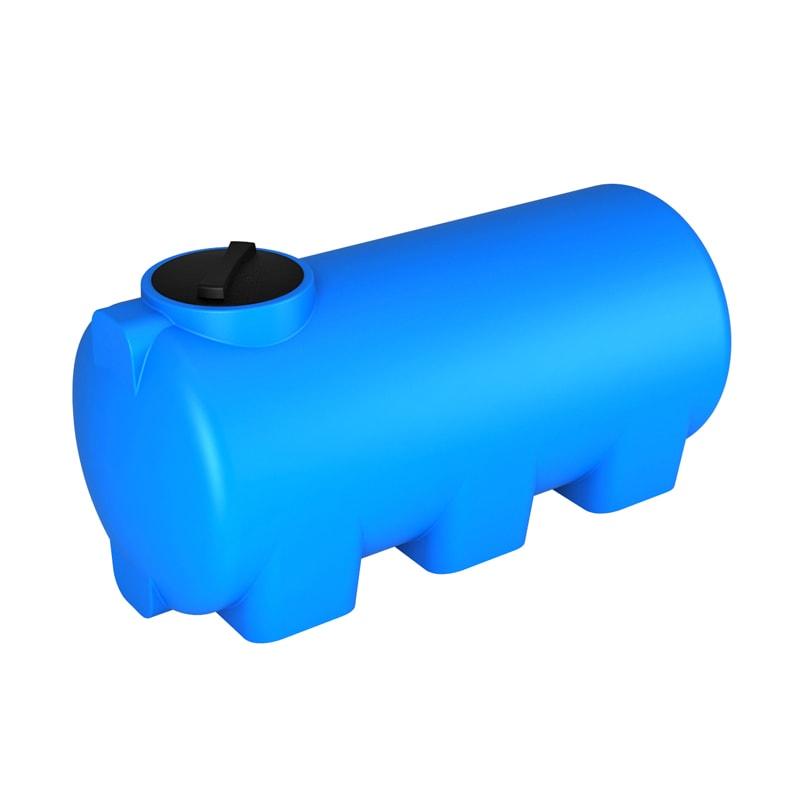 Бак для воды ЭкоПром H 750 (синий)
