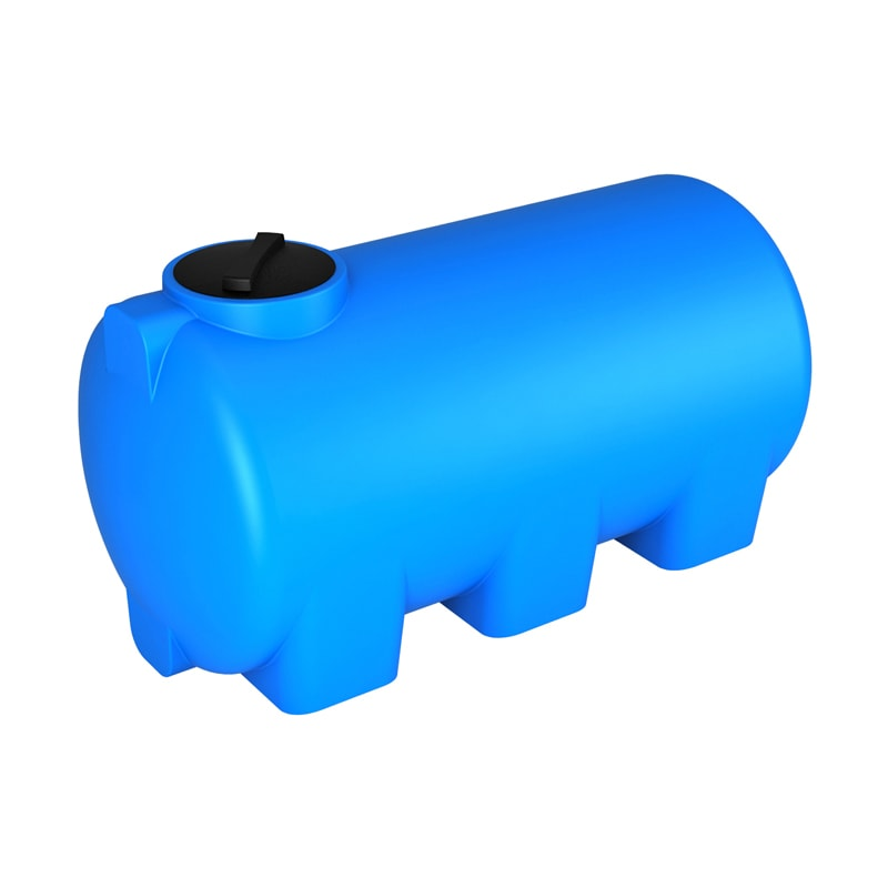 Бак для воды ЭкоПром H 1000 (синий)