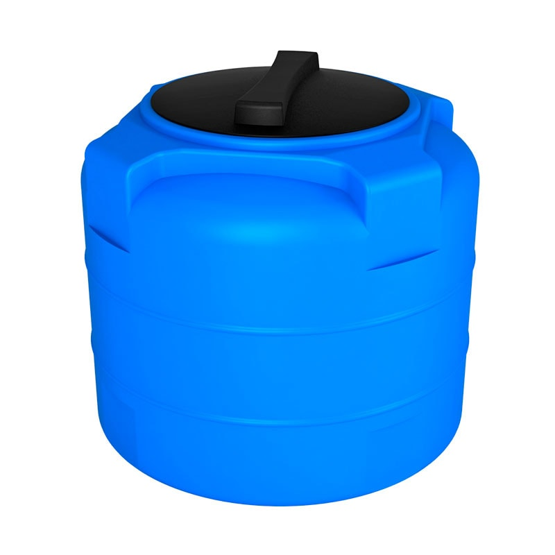 Бак для воды ЭкоПром T 100 (синий)