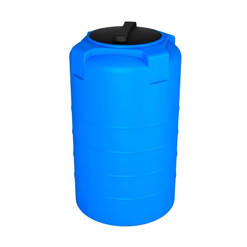 Бак для воды ЭкоПром T 200 (синий)