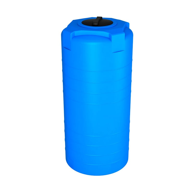 Бак для воды ЭкоПром T 750 (синий)