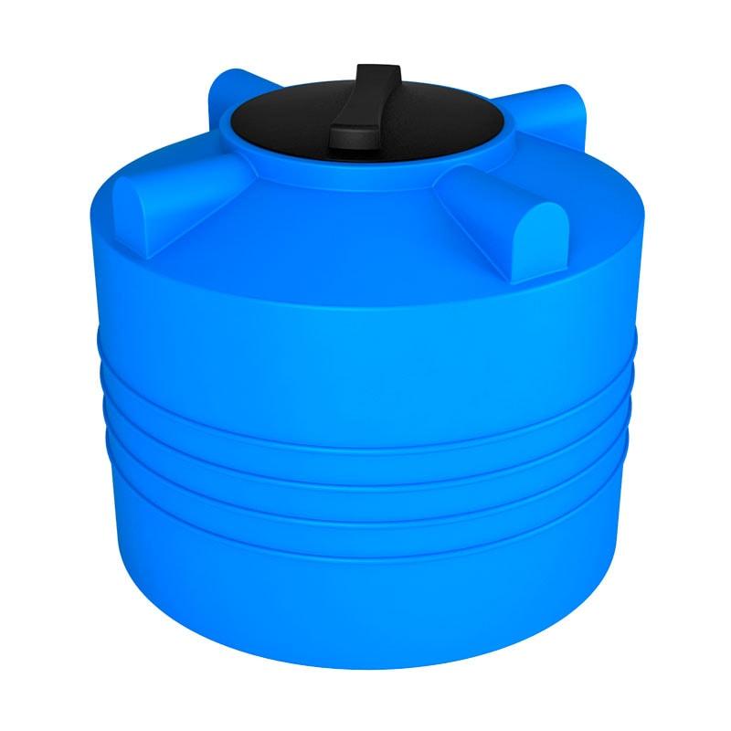 Бак для воды ЭкоПром ЭВЛ 200 (синий)