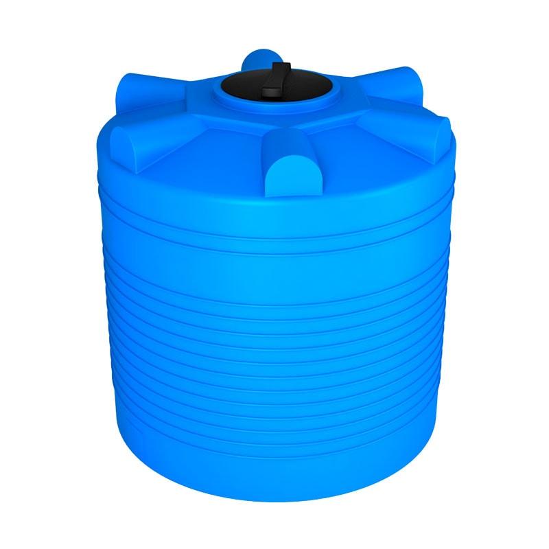 Бак для воды ЭкоПром ЭВЛ 1000 (синий)