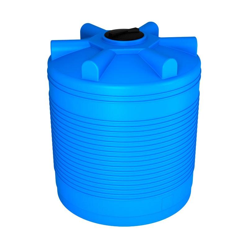 Бак для воды ЭкоПром ЭВЛ 2000 (синий)