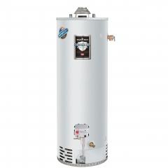 Газовый накопительный водонагреватель Bradford White M-I-30S6FBN