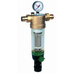 Фильтр тонкой очистки с обратной промывкой Honeywell F76S 1