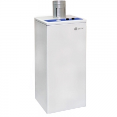 Газовый напольный двухконтурный котел ЖМЗ АКГВ-11,6-3 ЖУК (Немецкая автоматика)