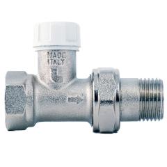 Прямой запорный клапан Itap 296 1/2