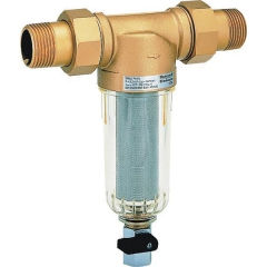 Фильтр для воды с прямоточной промывкой Honeywell miniplus FF06 1/2