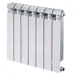 Биметаллический радиатор Global Bimetall Style Extra 350 4 секции