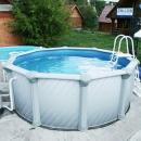 Круглый бассейн Atlantic Pool Гибралтар J-4000 5,5