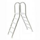 Двухсторонняя лестница для бассейна Flexinox ESC PN AISI-304 4+4 ступени (87140042)