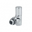 Вентиль регулировочный угловой Carlo Poletti Cylinder 1/2 (V30310E)