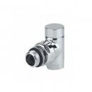 Вентиль запорный угловой Carlo Poletti Cylinder 1/2 (V30410E)