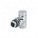 Вентиль запорный угловой Carlo Poletti Cylinder 1/2 (V30410B)