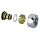 Переходник для металлопластиковой трубы Brass Wood 16*2 мм (A55502D)