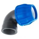 Отвод с внутренней трубной резьбой 25×1
