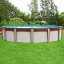 Круглый сборный бассейн Atlantic Pool Contempra - 5,5 метра