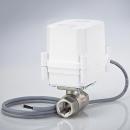 Шаровый кран с электроприводом Gidrolock Professional Enolgas 1 1/4 (12В)
