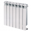 Биметаллический радиатор Global Bimetall Style Plus 350 4 секции