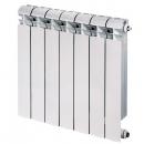 Биметаллический радиатор Global Bimetall Style Plus 350 6 секций